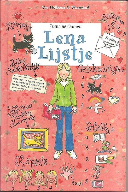 """Oomen, Francine: """"Lena Lijstje""""."""