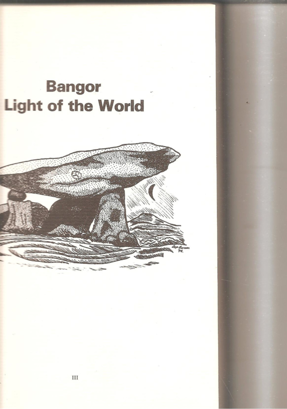 Adamson Ian  :Bangor Light of the world