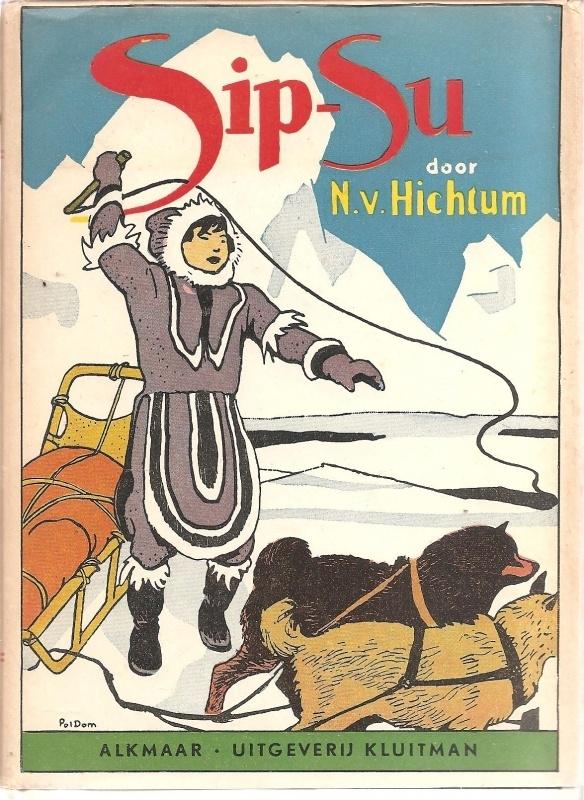 """Hichtum, Nienke van: """"Sip-Su""""."""