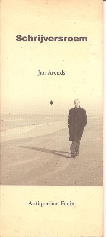 Arends, Jan: Schrijversroem