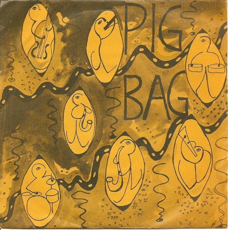 "Single Pig Bag: ""Papa`s got a brand new PigBag"""