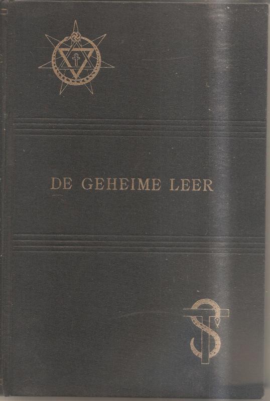 Blavatsky, H.P.: De Geheime Leer, band II