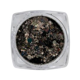 Magnetic Metal inlay Brown 118940