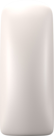 Longlasting Nagellak White  7.5ml