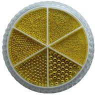 Urban Wheel Caviar Beads Gold
