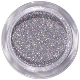 Magnetic Star Burst Glitter Silver 118963