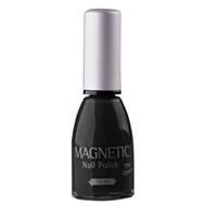 Magnetic stempel NXT nagellak  Zwart   7.5  ML  168717 De magnetic nagellak NXT Zijn zeer geschikt om mee te stempelen.Kijk onder de knop nagellak.