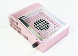 Zephyros Pink opbouw 's werelds eerste gezondheidsgerichte afzuiger met wegwerpfilter!