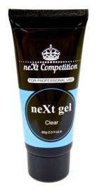 neXt Gel Clear   60 gram in tube