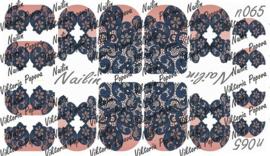 Nail-art Wrap 65