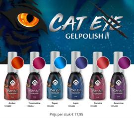 Magnetic Cat Eye Set van 6 kleuren 15 ml