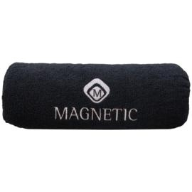 Armkussen zwart Magnetic met 2 wasbare stof covers 179004