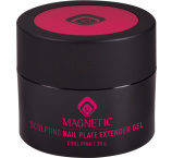Magnetic Sculpting Nail Plate Extender Cool pink 30 gr Item No. 104179