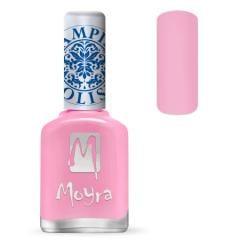 Moyra Stamping Nail Polish Pink sp19