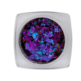 Chameleon Flakes 118840 Purple