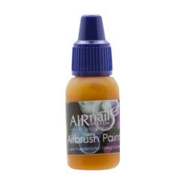 Airbrush verf Meloen Geel 10 ml num 6