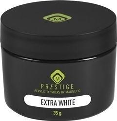 Prestige poeder Extra White 35 gram.