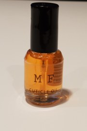 MF Cuticle Oil Peach 5 ml.  Leuk Kerstpresentje