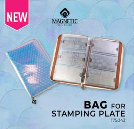 Magnetic boek voor het opbergen van je stempelplaten 175043