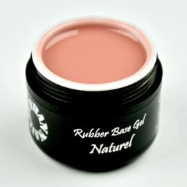 Rubber Base Gel Naturel  in een pot 30 gram!