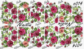 Nail-art Wrap 14