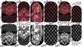 Nail-art Wrap 95