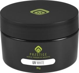 Acryl poeder voor de UV-liquid  White 70 gr