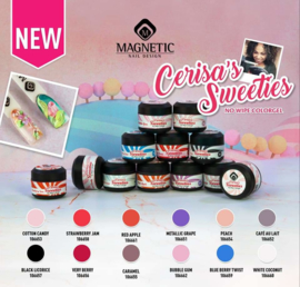 Cerisa's Sweeties No Wipe Color gel