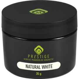 Prestige Natural White 35 gram vernieuwd! Ideaal voor Baby Boom