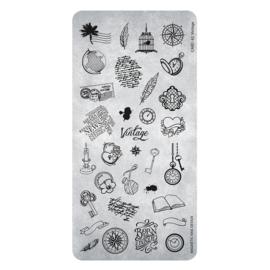 Magnetic Stamping Vintage  118645