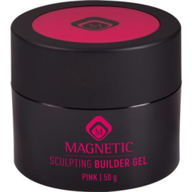 Magnetic Sculpting Gel Pink 50g Item No. 104106