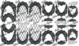 Nail-art Wrap 008