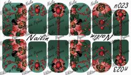 Nail-art Wrap 23