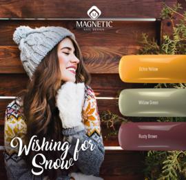Gelpolish Wishing For Snow 3 kleuren  21-22-23