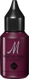 Master Nailart Paint Deep Bordeaux