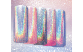 Aanbrengen Chrome pigment