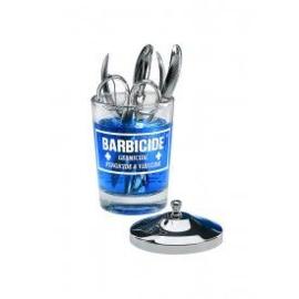 Barbicide desinfectieflacon manicure 120 ml  Zeer geschikt voor de nagelbranche!