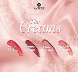 Magnetic Gelpolish Collectie The Creams 4 kleuren