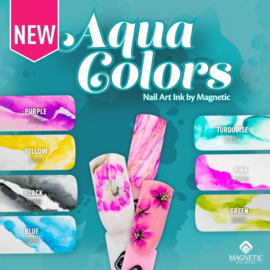 Magnetic Aqua Color. Zijn verkrijgbaar in verschillende kleuren.