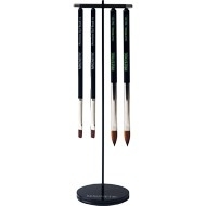 Click-on Brush Stand black