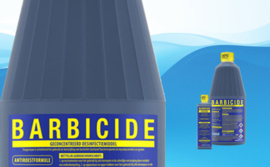 Barbicide desinfectie concentraat, 473 ml . In 5 minuten gedesinfecteerd!