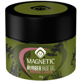 Magnetic Rubber Warm Cover 30 ml in pot.  104504