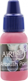 Airbrush verf Pink coral 10 ml