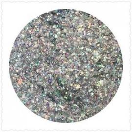 Glitter Line UNG  zilver 2