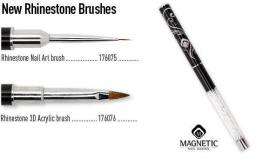Rhinestone nail art brush Fine liner 176075