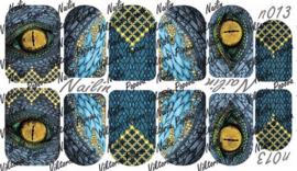 Nail-art Wrap 013
