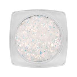 Broken Glass Holografic Blue Green 118831