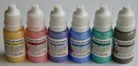 Pure Paints Vintage Kit 6 kleuren.