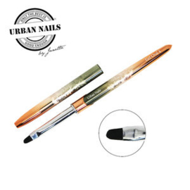 Urban Nails Rosegold Oval 8 penseel