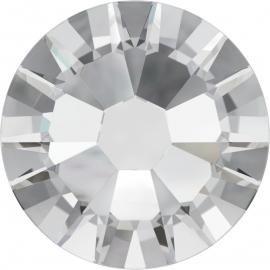 Swarovski  Crystal zilver SS3 extra Small